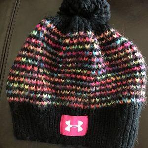 Kids under armour winter hat